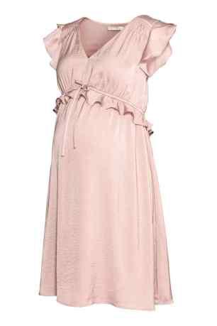 Vestido premama de H&M